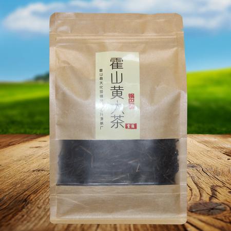 霍大黄安徽黄茶安徽皖西黄大茶传统黄大茶老干烘250*1袋装
